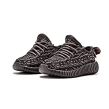 YEEZY BOOST 350 INFANT 'PIRATE BLACK' - BB5355