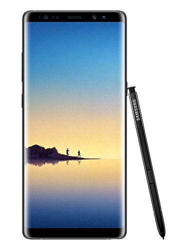 Samsung Galaxy Note 8 64GB Single-SIM SM-N950FZKABTU - 6.3