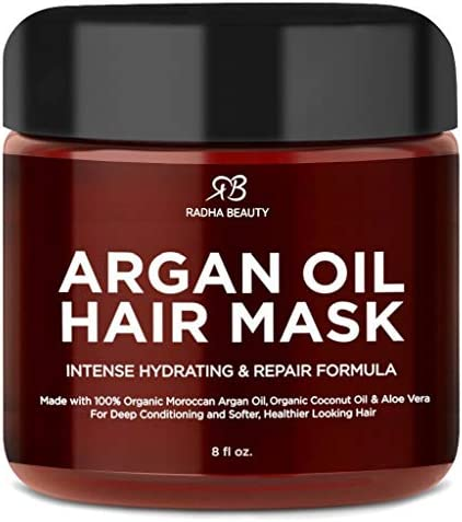 Argan Oil Hair Mask Hydrating product image