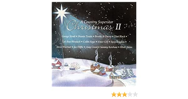 A Country Superstar Christmas, Vol. 2