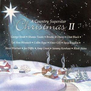 A Country Superstar Christmas, Vol. 2 (Christmas Cd Sammy Kershaw)