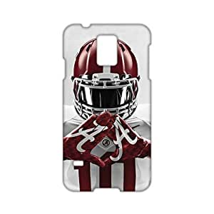 3D Case Cover Alabama Crimson Tide Phone Case for Samsung Galaxy s 5