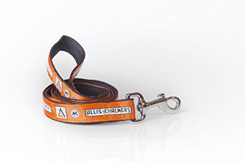J&D Productions, Inc. Allis Chalmers Logo Dog Leash