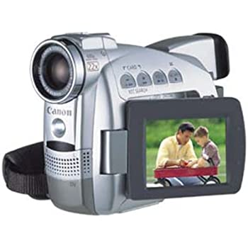 amazon com canon zr70mc minidv digital camcorder with 2 5 lcd rh amazon com