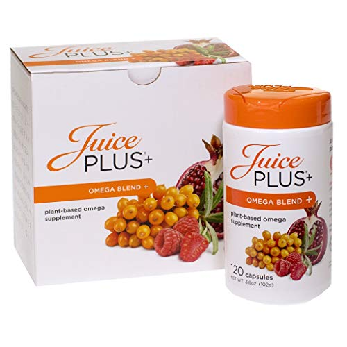 Juice Plus Omega Blend (vegan) 120 Capsules