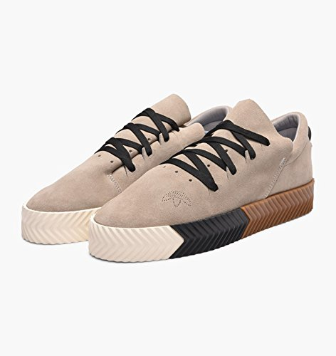 san francisco ce70c a4ebc Adidas New Mens Originals AW Skate BY8910 - Size 10 - Light Grey - Alexander  Wang Amazon.ca Shoes  Handbags