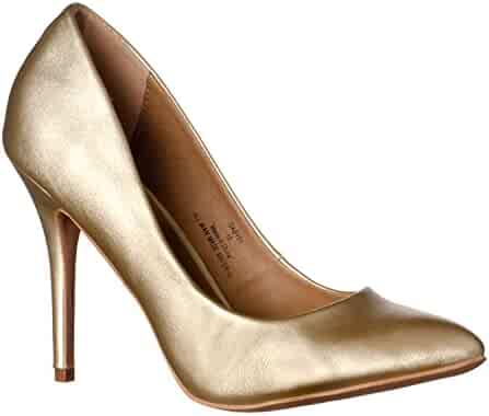 44371982fee Shopping Style Unlimited LLC - Yellow or Gold - Pumps - Shoes ...
