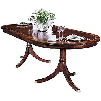 Amazon Com Mahogany Duncan Phyfe Dining Table Antique