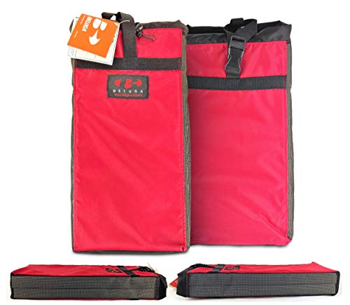 Beluga Outdoor Gear Entry Touring Microcell Standard Float Lake Ocean Rescue RED