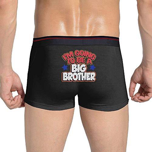 Hylionee6. Big Brother,Cotton Fashion Short Men's Sexy Boxer Briefs Underwear