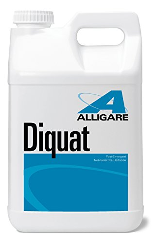 Diquat E Pro Aquatic Herbicide Equivalent To Reward 1 Gallon