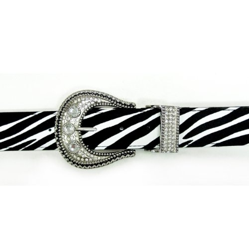 Etched Zebra Stripe - 1 1/2