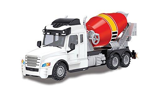 Playtek 1:15 4 CH R/C Cement Truck Remote (Control Cement)