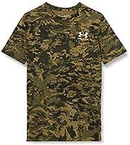 Under Armour Mens ABC Camo Short-Sleeve T-Shirt