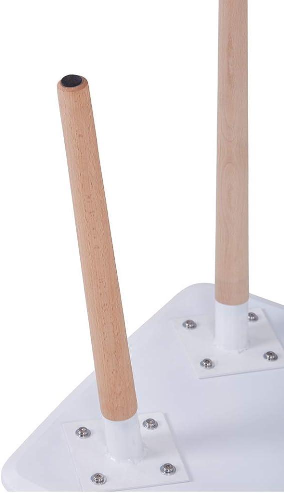 Mesa de café rectangular Golfan, mesas auxiliares de madera simple ...