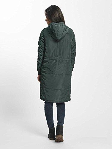 Nmellen Giacche Noisy Verde May Cappotto Donna q8xwAxIO
