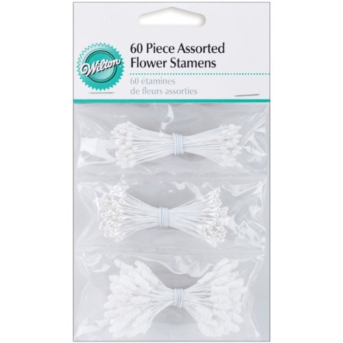 Flower Stamens 180/pkg-assorted