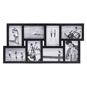 Amazon.com - Malden 4x6 8-Opening Collage Matted Picture Frame ...