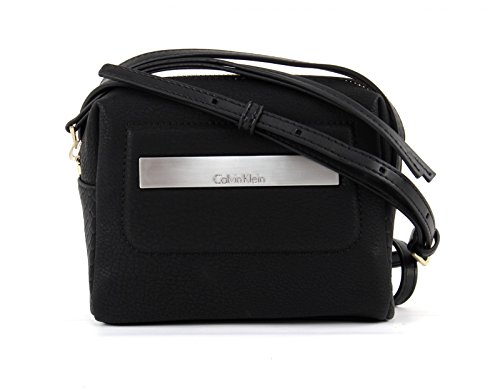 A Snake Borsa Klein Black Calvin 17 black Croft Mini schwarz Bag Cm Tracolla wXTPOaqP