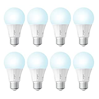 Sengled Smart Light Bulb, Smart Bulbs that Work with Alexa, Google Home (Smart Hub Required), Smart Bulb A19 Alexa Light Bulbs, Smart LED Daylight (5000K), 800LM, 9W (60w Equivalent), 8 Pack