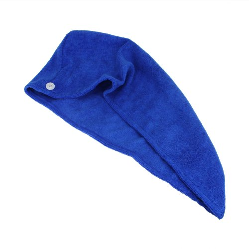 Fakeface Microfiber Hair Drying Towel Women