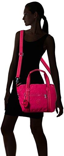 Kipling Damen Art S Shopper, 44x27x0.1 cm Pink (Cherry Pink C)