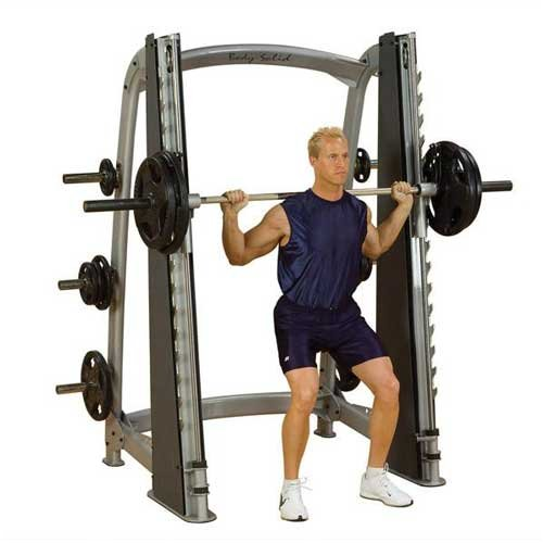 Body-Solid-Pro-Club-Line-Counterbalanced-Smith-Machine