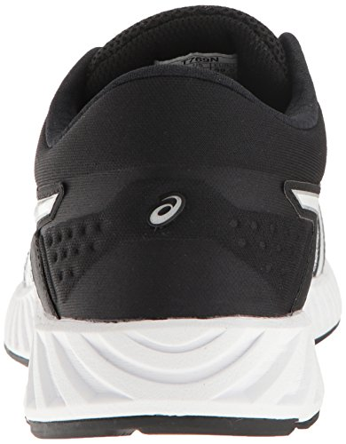 Lyte black Femmes silver Pour Fuzex 2 Chaussures Asics White wEOR1P