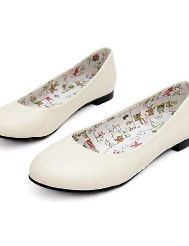 PDX piel zapatos mujer sint de de OwSrqOR4
