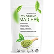 STAY HEALTHY WHILE ENJOYING THE UNIQUE TASTE OF THE PUREST NATURAL ORGANIC MATCHA   Perfect for Beginners   This Organic Starter Matcha is perfect for beginners to the fine art of making Matcha, also for those who love to cook with Matcha and make...