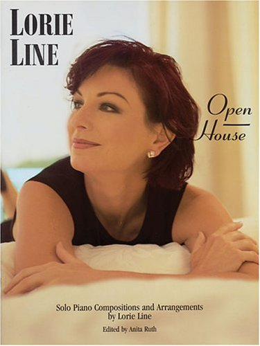 Lorie Line - Open House: Solo Piano Compositions and Arrangements (Lorie Line Sheet Music compare prices)