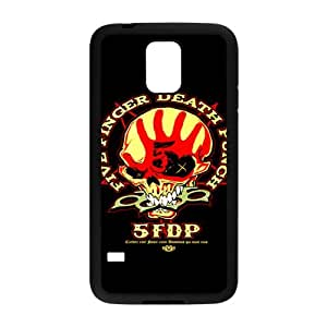 More Like Five Finger Death Punch Phone Case for Samsung Galaxy S5 Case by runtopwell