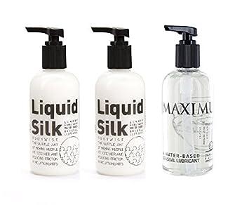 Liquid silk lube review