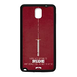 fearful needle Cell Phone Case for Samsung Galaxy Note3