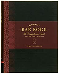 The Ultimate Bar Book — The bartender's bibleJames Beard nominee for Best Wine and Spirit BookThe cocktail book for your home: The Ultimate Bar Book is an indispensable guide to classic cocktails and new drink recipes. Loaded with essential-t...