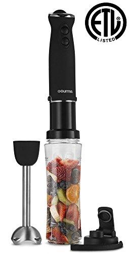 Gourmia GBJ190 Handheld Immersion Blender