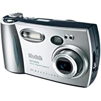 Kodak EasyShare DX3900 3MP Digital Camera w/ 2x Optical Zoom Overview Review Image