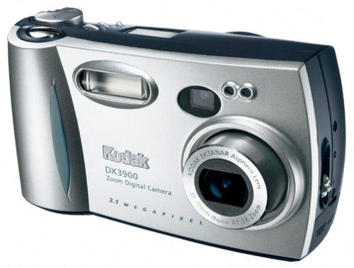 Kodak EasyShare DX3900 3MP Digital Camera w/ 2x Optical Zoom