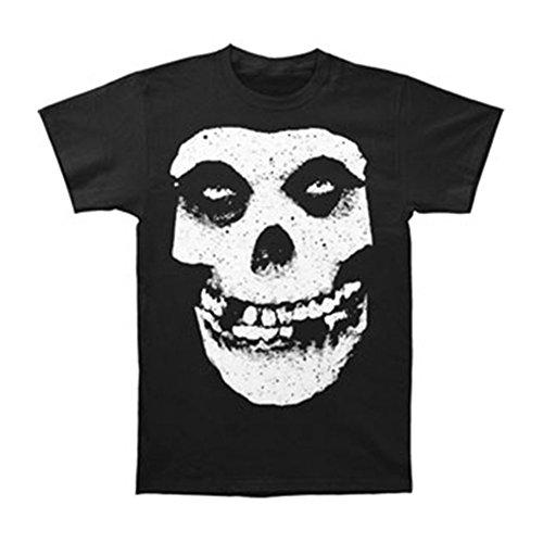 Misfits Men's Skull & Logo T-Shirt
