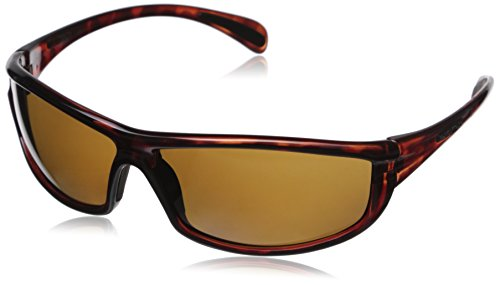 Suncloud King Polarized Sunglasses, Tortoise Frame, Brown Polycarbonate - Sunglasses Smith Running