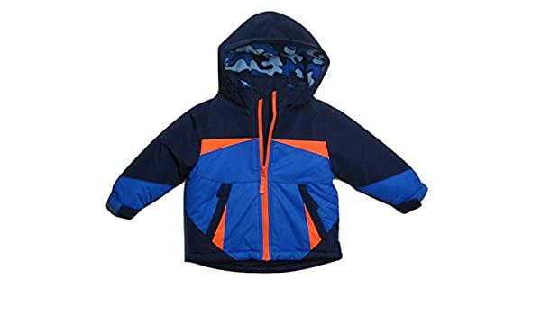 5c04ef907 Amazon.com: WonderKids Infant & Toddler Boy's 4-in-1 Jacket - Colorblock,  18 Months: Clothing