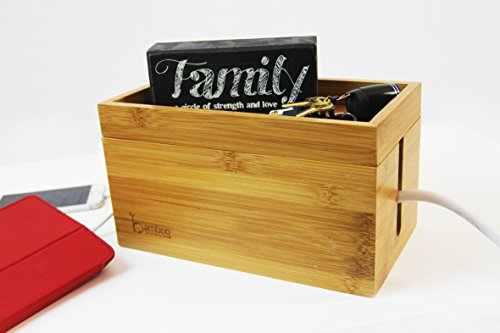 Bamboo Management Organizer Entertainment Backwoods product image