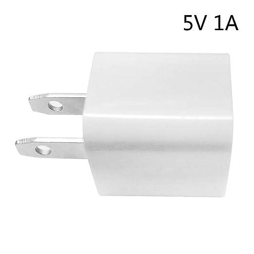 HULE 1 pieza EU/US USB cargador adaptador especial enchufe ...