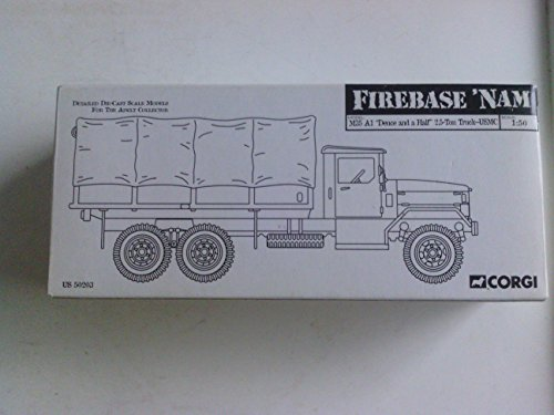 """Corgi Firebase Nam - M35 A1 """"Deuce and a Half"""" 2.5 for sale  Delivered anywhere in USA"""
