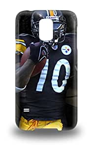 High Quality NFL Pittsburgh Steelers Santonio Holmes #10 Skin Case Cover Specially Designed For Galaxy S5 ( Custom Picture iPhone 6, iPhone 6 PLUS, iPhone 5, iPhone 5S, iPhone 5C, iPhone 4, iPhone 4S,Galaxy S6,Galaxy S5,Galaxy S4,Galaxy S3,Note 3,iPad Mini-Mini 2,iPad Air )