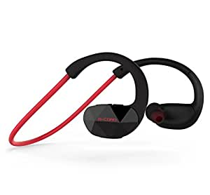 G-Cord Bluetooth 4.0 Wireless Sport Headphones for iPhone, iPad, Samsung Galaxy and Other Bluetooth Enabled Devices