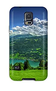 Vicky C. Parker's Shop 7931156K92178193 New High Quality Tpu Case Cover, Anti-scratch Phone Case For Galaxy S5