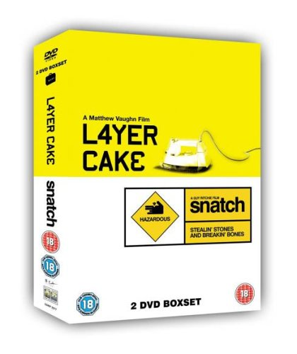 Layer Cake/Snatch [DVD] [2005]