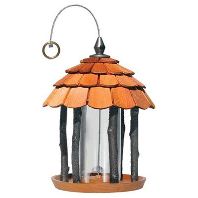 Perky-Pet Gazebo Wood Feeder