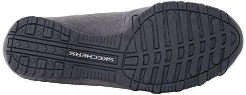 Donna a Charcoal basso Pedestrian Scarpe Skechers Expressway collo Bikers 1YS6q6